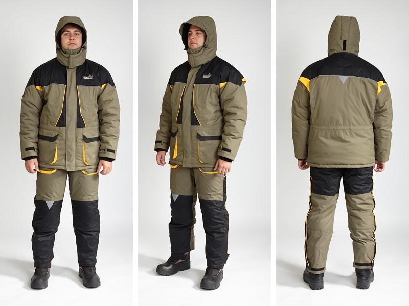 костюм рыболовный арктик
