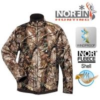 Куртка Norfin Hunting Trunder Passion brown