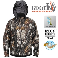 Куртка Norfin Hunting Trunder Staidness black